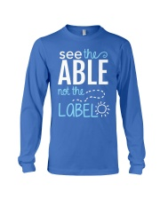 See the Able not the Label Long Sleeve Tee thumbnail
