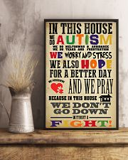 IN THIS HOUSE 24x36 Poster lifestyle-poster-3