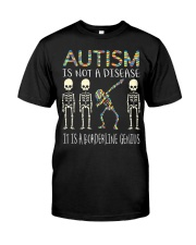 Autism i  not a disease Classic T-Shirt thumbnail