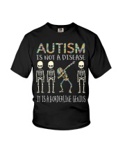 Autism i  not a disease Youth T-Shirt thumbnail