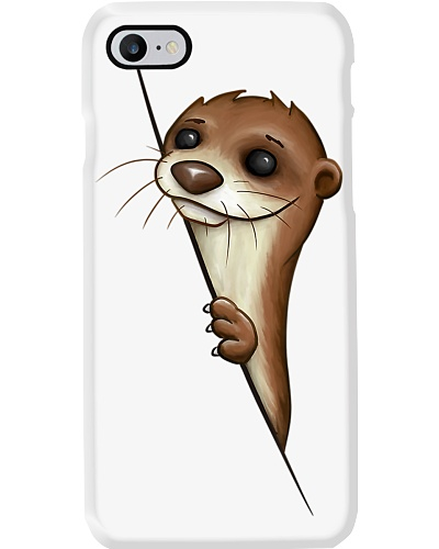 Baby Otter iPhone Cases