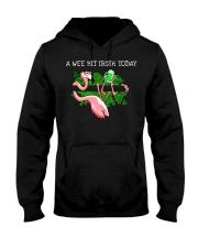 A wee bit Irish today Hooded Sweatshirt thumbnail