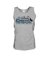 South Dakota Unisex Tank thumbnail