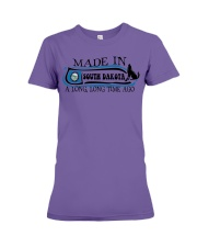 South Dakota Premium Fit Ladies Tee thumbnail