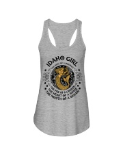 Idaho mermaid girl  Ladies Flowy Tank thumbnail