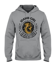 Idaho mermaid girl  Hooded Sweatshirt thumbnail