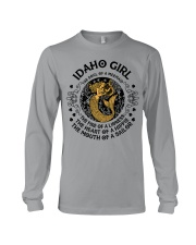 Idaho mermaid girl  Long Sleeve Tee thumbnail