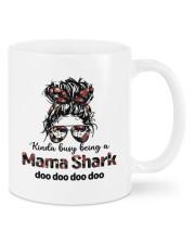 mama shark Mugs tile