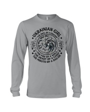 Ukrainian Dragon Long Sleeve Tee thumbnail