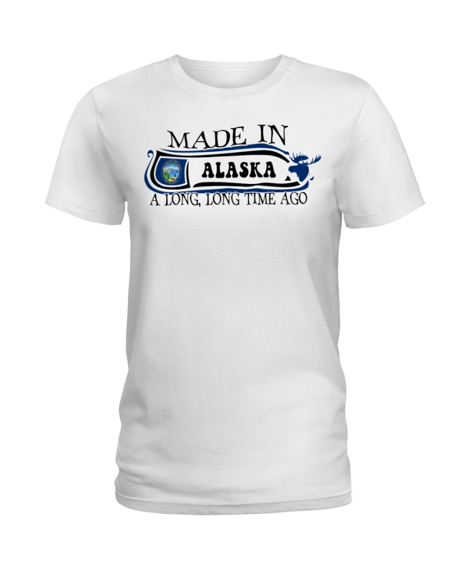 Alaska Ladies T-Shirt