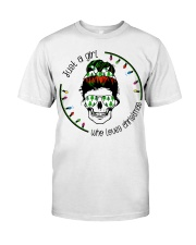 Just a girl who loves Christmas Classic T-Shirt thumbnail