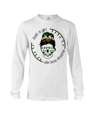 Just a girl who loves Christmas Long Sleeve Tee thumbnail