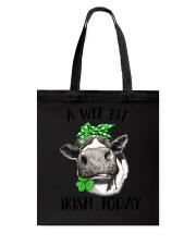 A wee bit Irish today - Heifer Tote Bag thumbnail