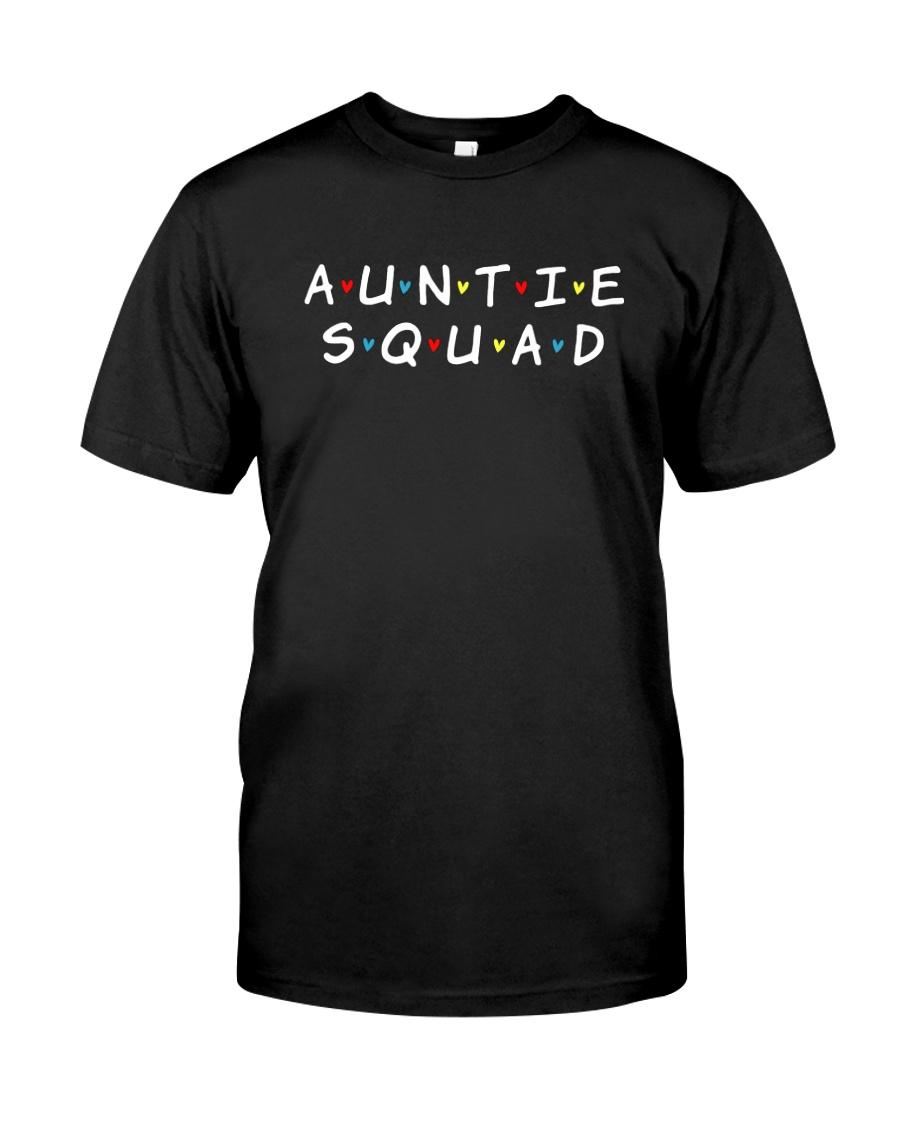 Auntie Squad Classic T-Shirt