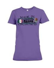 Mexico Premium Fit Ladies Tee thumbnail