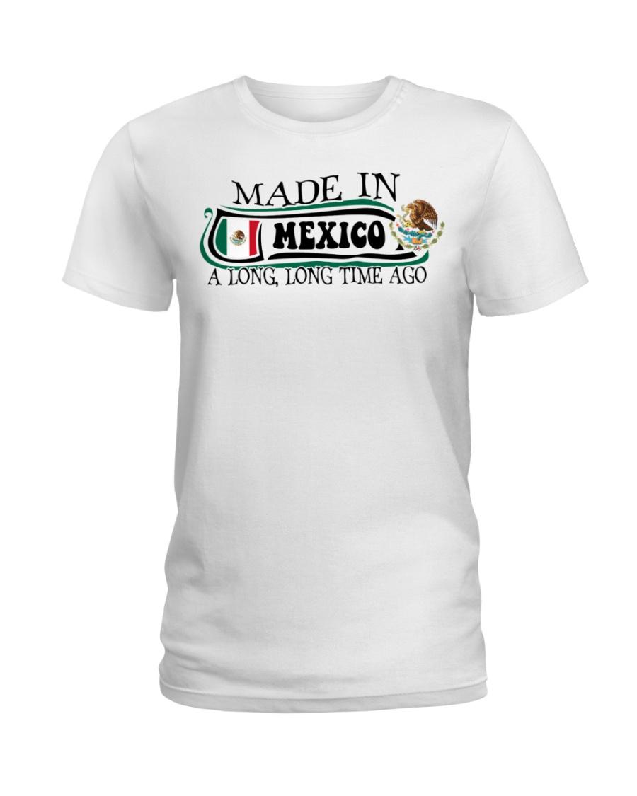 Mexico Ladies T-Shirt