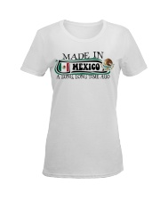 Mexico Ladies T-Shirt women-premium-crewneck-shirt-front