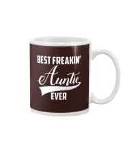 Best freakin' auntie ever Mug thumbnail
