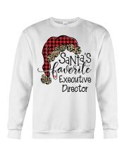 Santa's favorite Executive Director Crewneck Sweatshirt tile