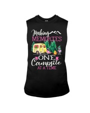 Camping memories one campsite at a time Sleeveless Tee thumbnail