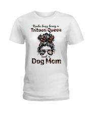 tritoon Ladies T-Shirt front
