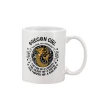 Oregon Mermaid Girl Mug thumbnail