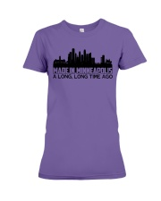 Minneapolis Premium Fit Ladies Tee thumbnail
