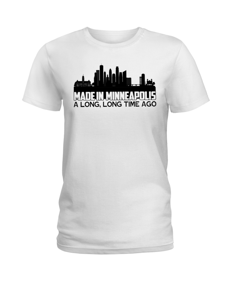 Minneapolis Ladies T-Shirt