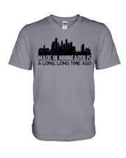 Minneapolis V-Neck T-Shirt thumbnail