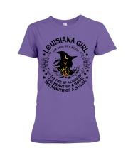 Louisiana Premium Fit Ladies Tee thumbnail