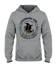 Louisiana Hooded Sweatshirt front