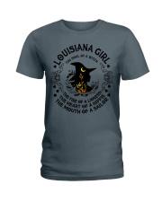 Louisiana Ladies T-Shirt thumbnail
