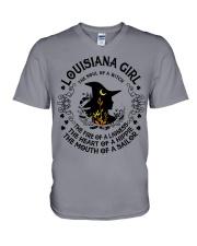 Louisiana V-Neck T-Shirt thumbnail