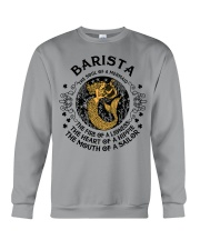 BARISTA MERMAID Crewneck Sweatshirt front