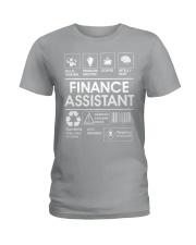 Finance Assistant Ladies T-Shirt thumbnail
