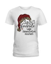 Legal Administrative Assistant Ladies T-Shirt tile