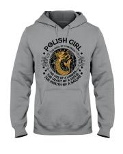 POLISH GIRL MERMAID Hooded Sweatshirt thumbnail