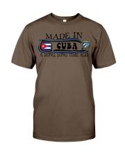 Made in Cuba along time ago Classic T-Shirt thumbnail