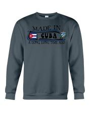Made in Cuba along time ago Crewneck Sweatshirt thumbnail