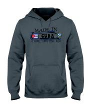 Made in Cuba along time ago Hooded Sweatshirt thumbnail