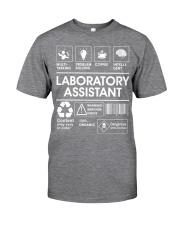 Laboratory Assistant Classic T-Shirt thumbnail