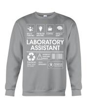 Laboratory Assistant Crewneck Sweatshirt thumbnail