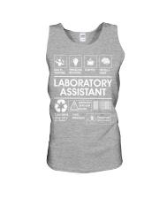 Laboratory Assistant Unisex Tank thumbnail