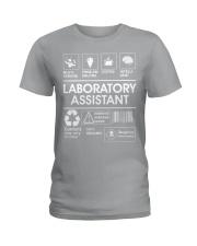 Laboratory Assistant Ladies T-Shirt thumbnail