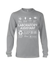 Laboratory Assistant Long Sleeve Tee thumbnail