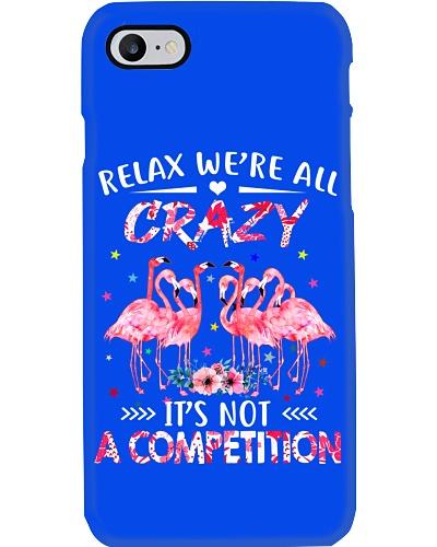 Crazy flamingo lovers