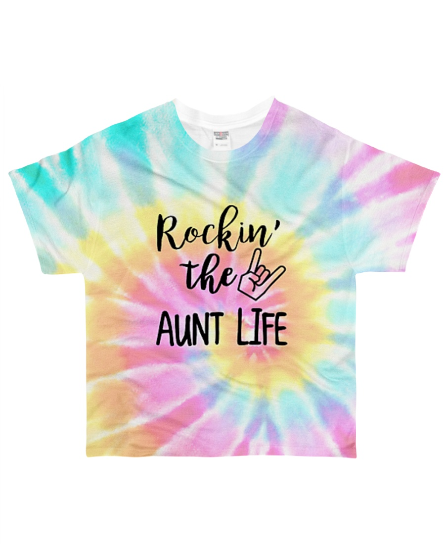 Rockin' the aunt life All-over T-Shirt
