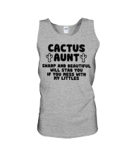 Aunt Cactus Unisex Tank thumbnail
