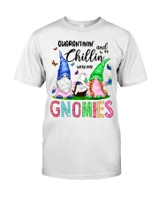 Chillin' with my gnomies Classic T-Shirt thumbnail