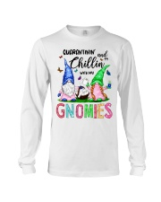 Chillin' with my gnomies Long Sleeve Tee thumbnail